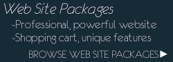 Web Site Packages