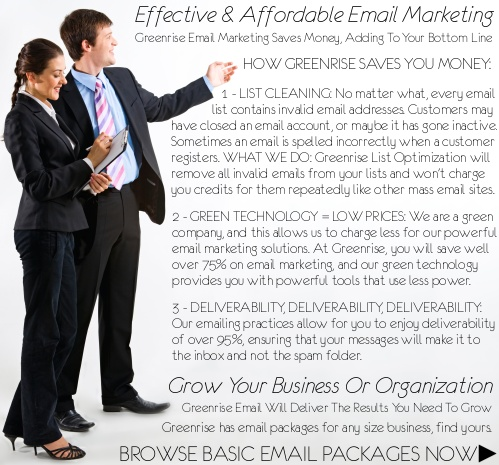 Basic Email Packages